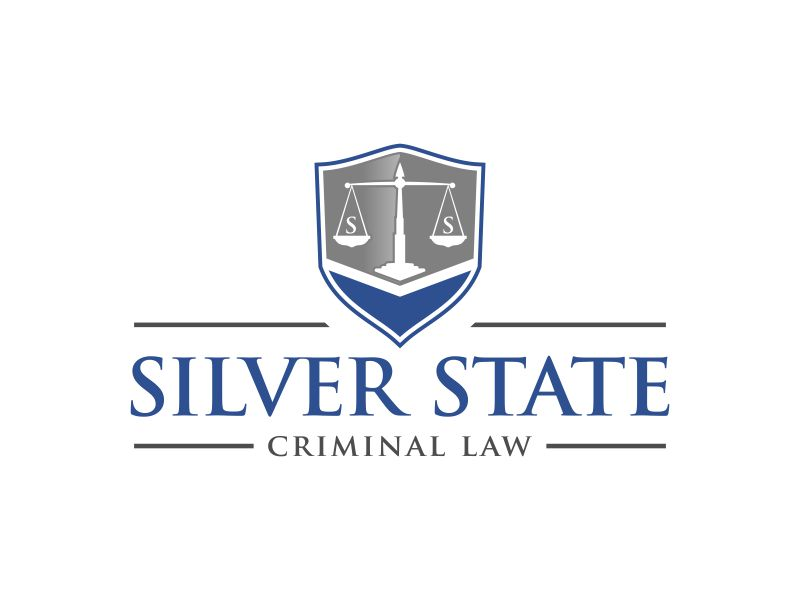 Silver State Criminal Law logo design by Lavina