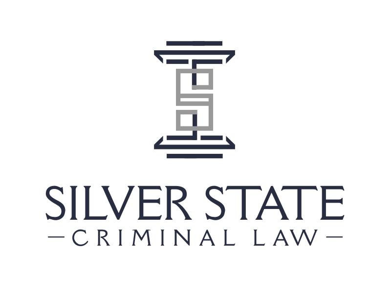 Silver State Criminal Law logo design by rgb1