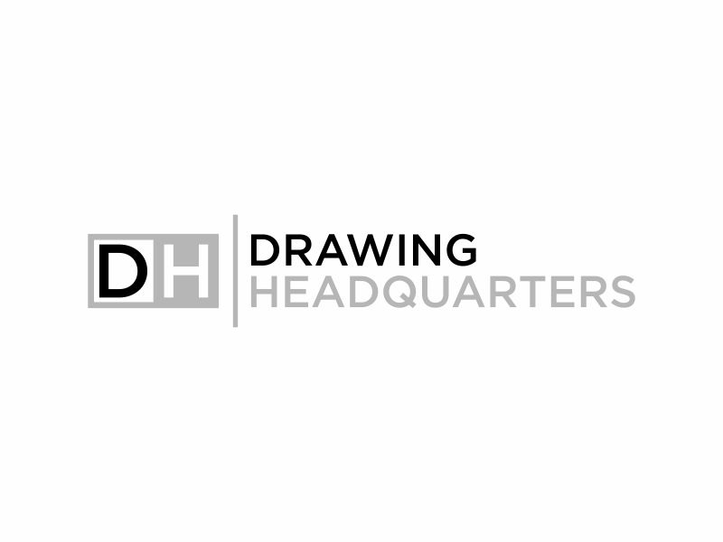 Drawing Headquarters logo design by ora_creative