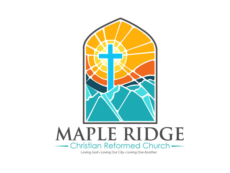 Maple Ridge Christian Reformed Church logo design by usashi