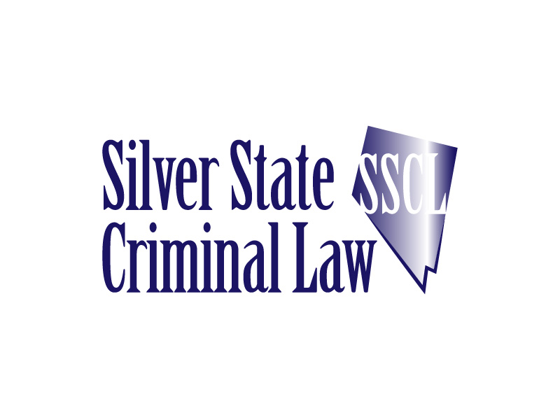 Silver State Criminal Law logo design by hwkomp