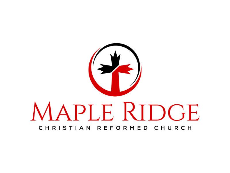 Maple Ridge Christian Reformed Church logo design by Suvendu