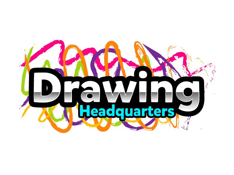Drawing Headquarters logo design by ElonStark