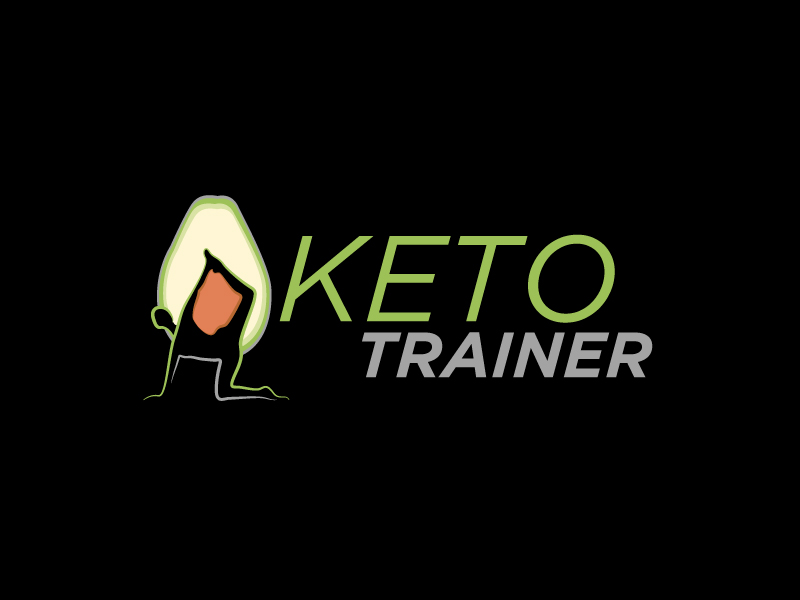 Keto Trainer logo design by aRBy