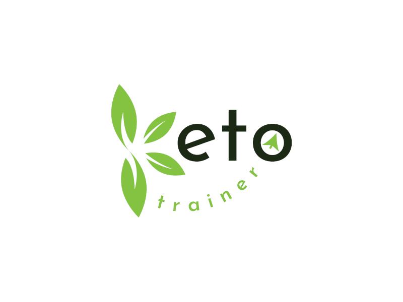 Keto Trainer logo design by planoLOGO