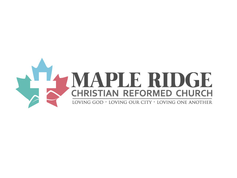 Maple Ridge Christian Reformed Church logo design by 21082