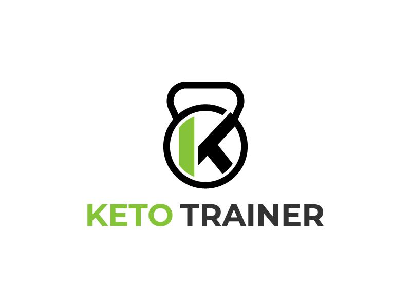 Keto Trainer logo design by MUSANG