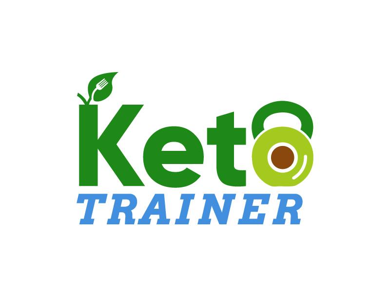 Keto Trainer logo design by Erasedink