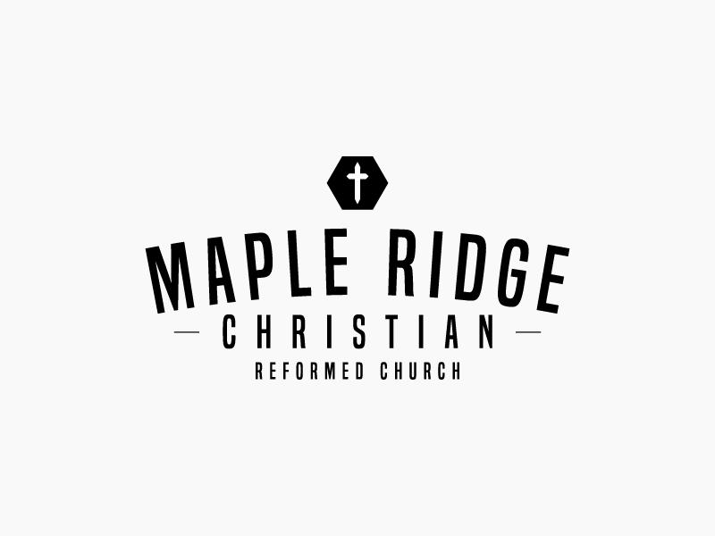 Maple Ridge Christian Reformed Church logo design by Sami Ur Rab
