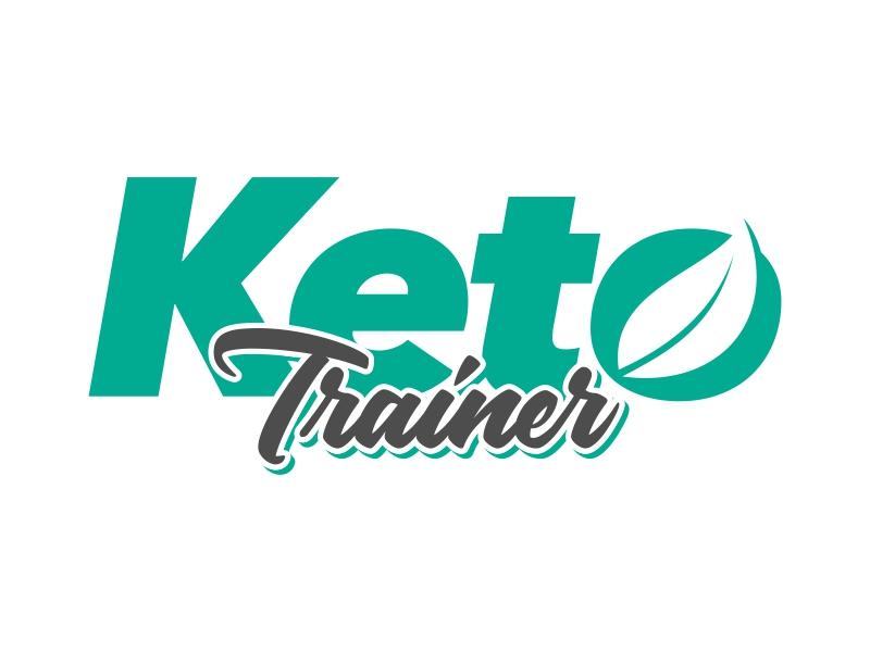 Keto Trainer logo design by ekitessar