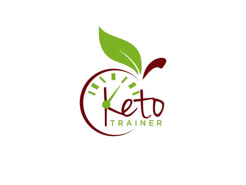 Keto Trainer logo design by bismillah