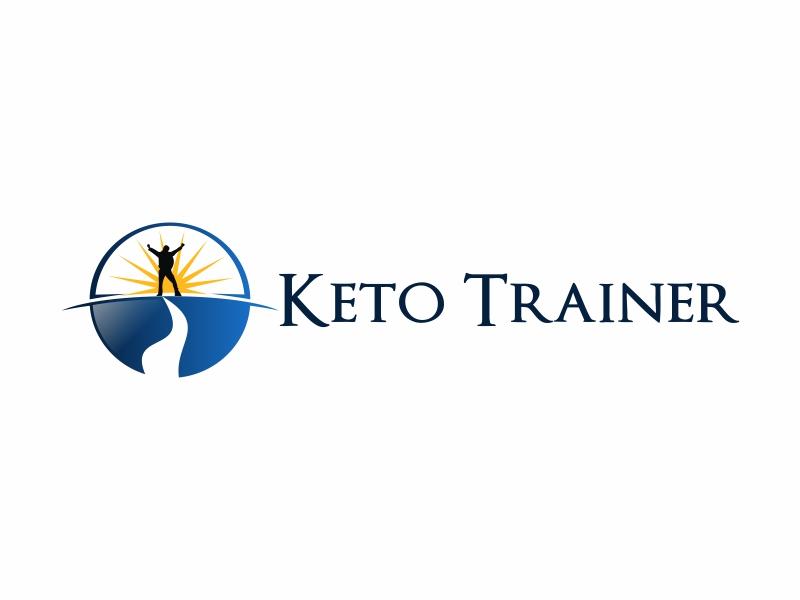 Keto Trainer logo design by Greenlight