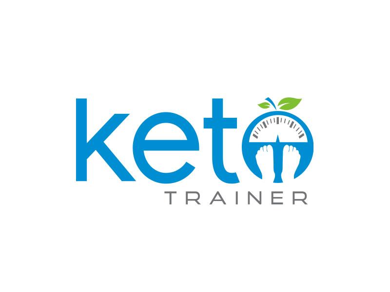 Keto Trainer logo design by bluespix