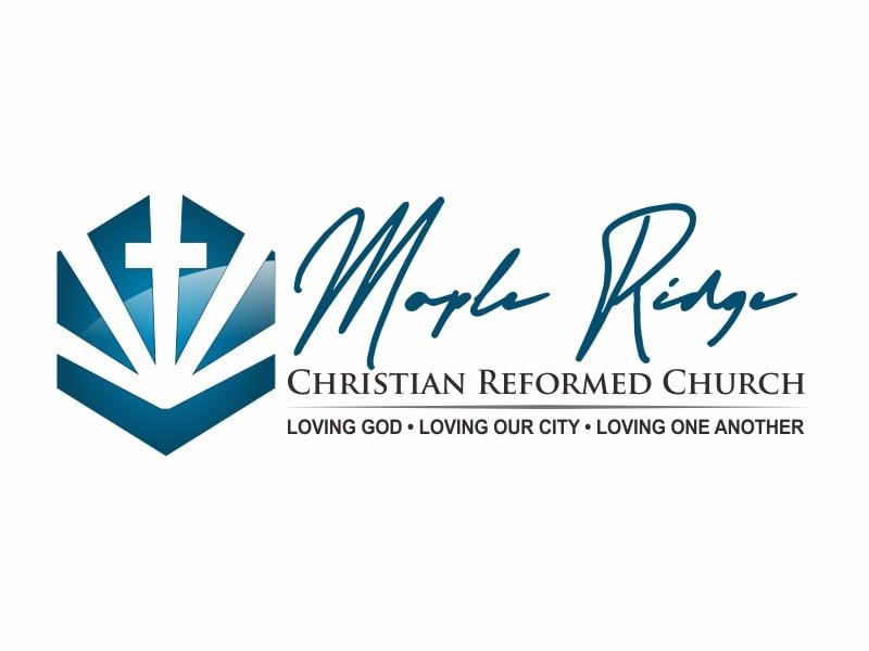 Maple Ridge Christian Reformed Church logo design by Greenlight
