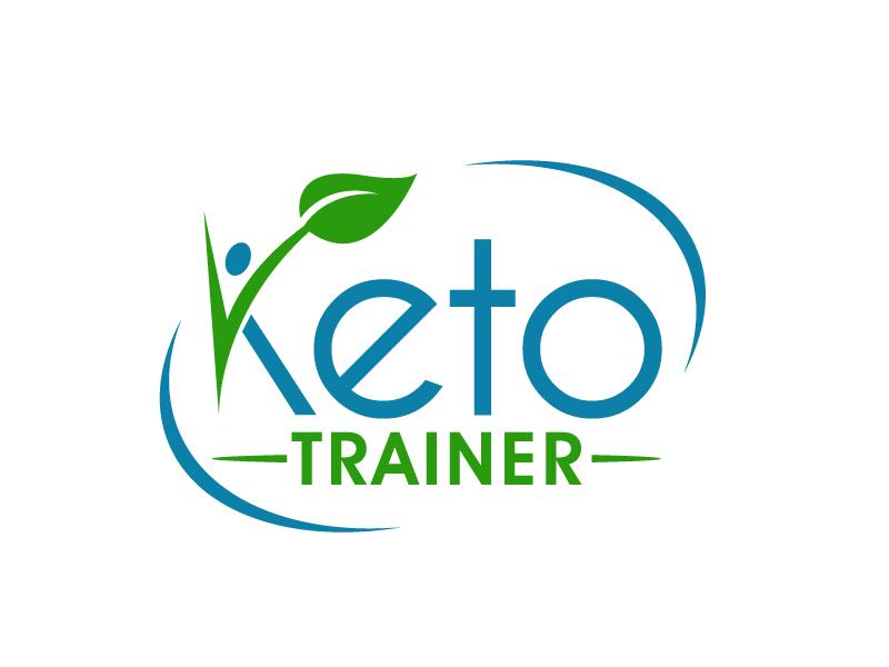 Keto Trainer logo design by PMG
