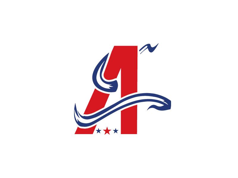 America's Furniture Warehouse logo design by czars