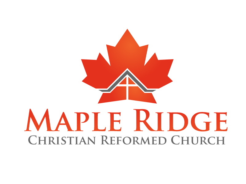 Maple Ridge Christian Reformed Church logo design by jaize