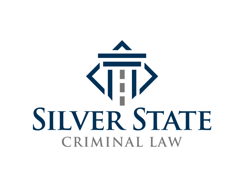 Silver State Criminal Law logo design by adm3