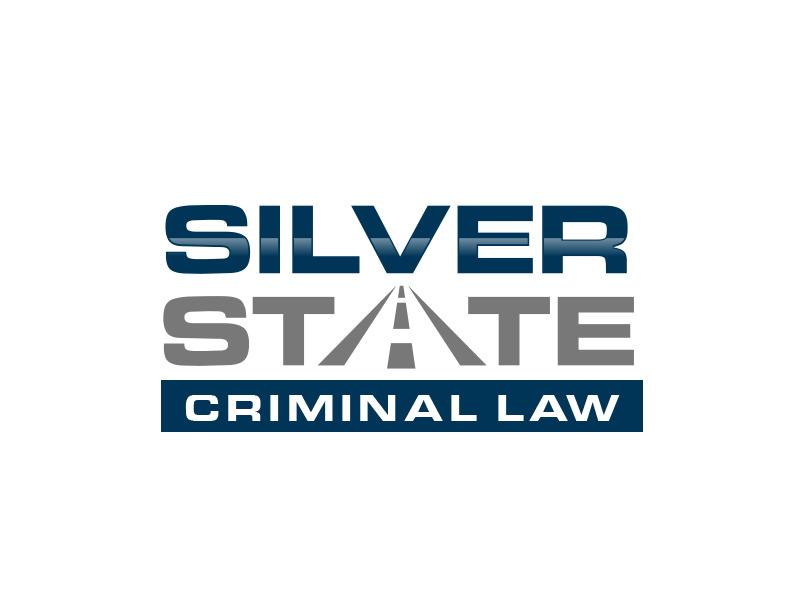 Silver State Criminal Law Logo Design