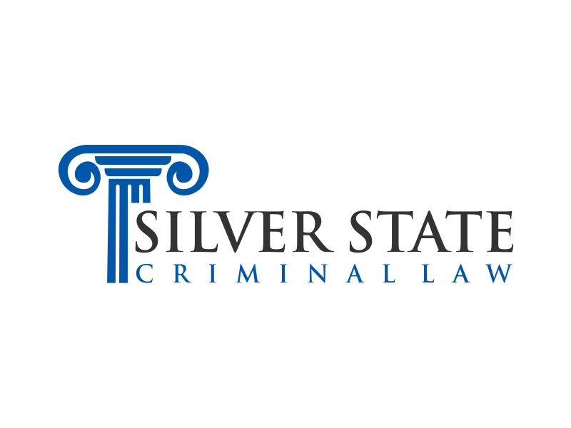 Silver State Criminal Law logo design by santrie