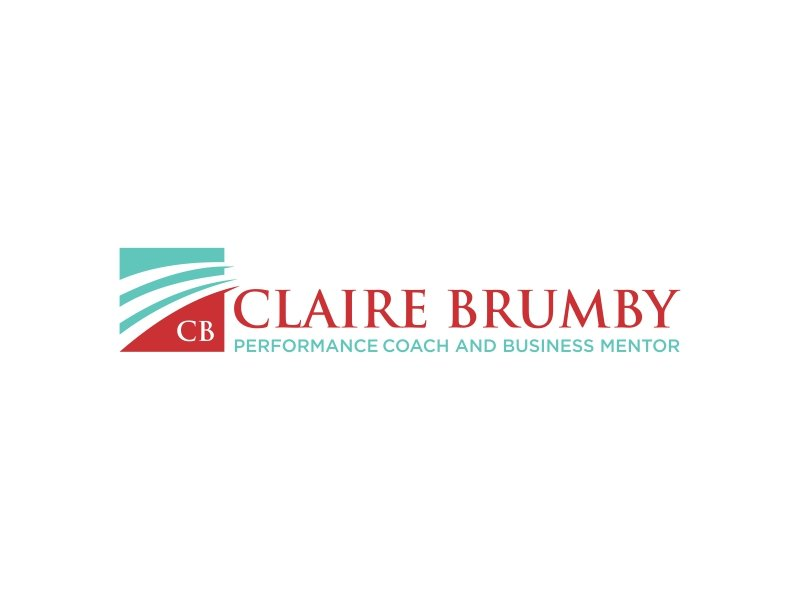 Claire Brumby - Performance Coach and Business Mentor logo design by luckyprasetyo