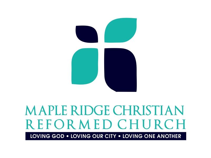 Maple Ridge Christian Reformed Church logo design by JessicaLopes
