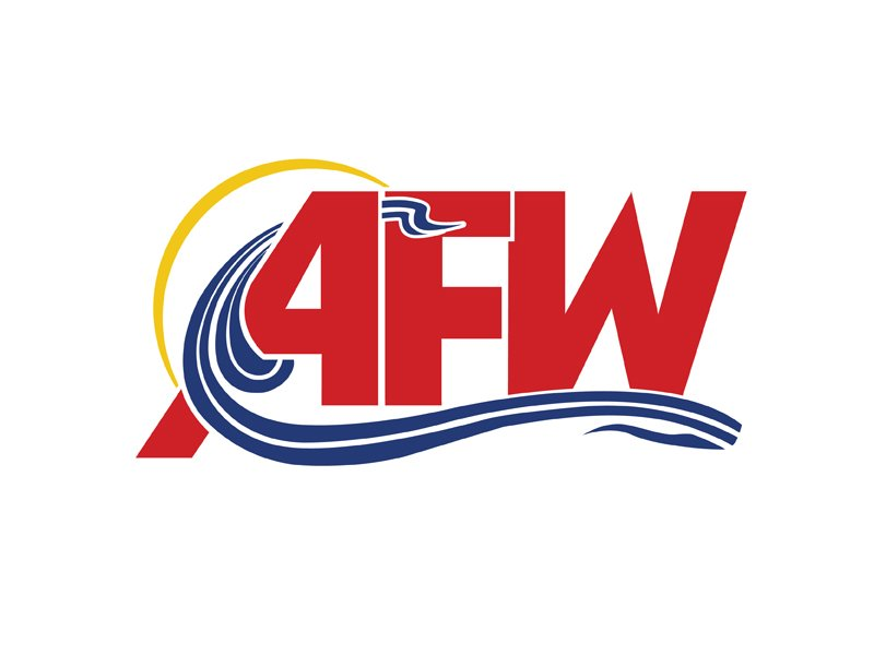 America's Furniture Warehouse logo design by ARTSHREE