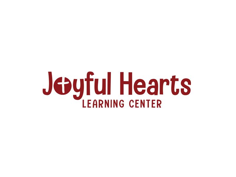Joyful Hearts Learning Center logo design by ingepro
