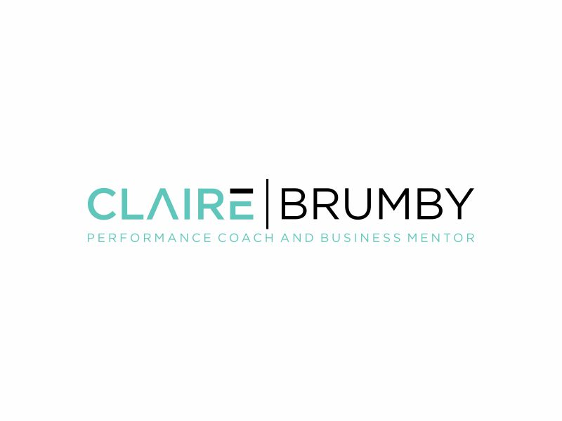Claire Brumby - Performance Coach and Business Mentor logo design by ora_creative