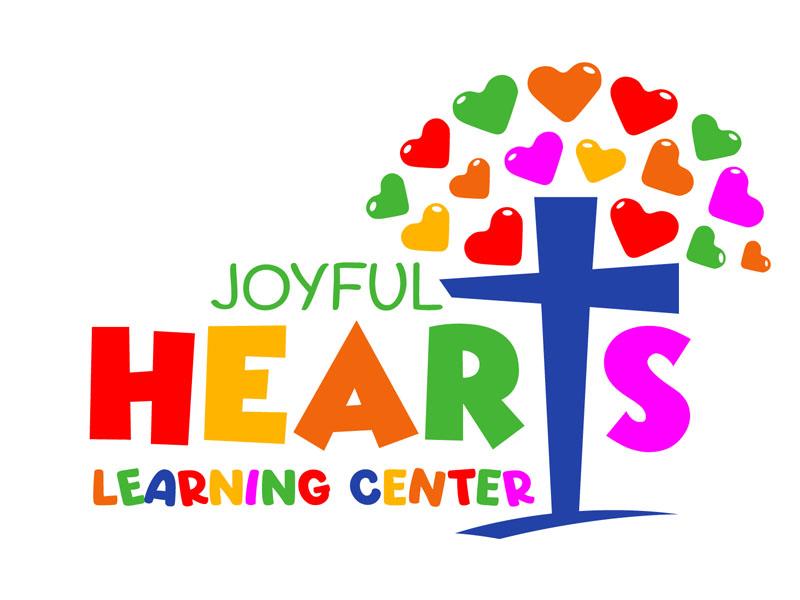 Joyful Hearts Learning Center logo design by DreamLogoDesign