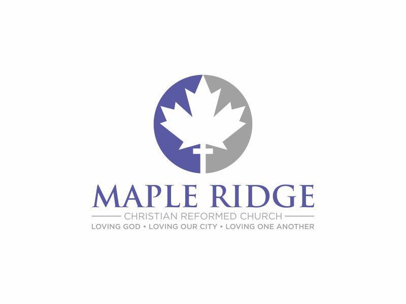 Maple Ridge Christian Reformed Church logo design by ora_creative