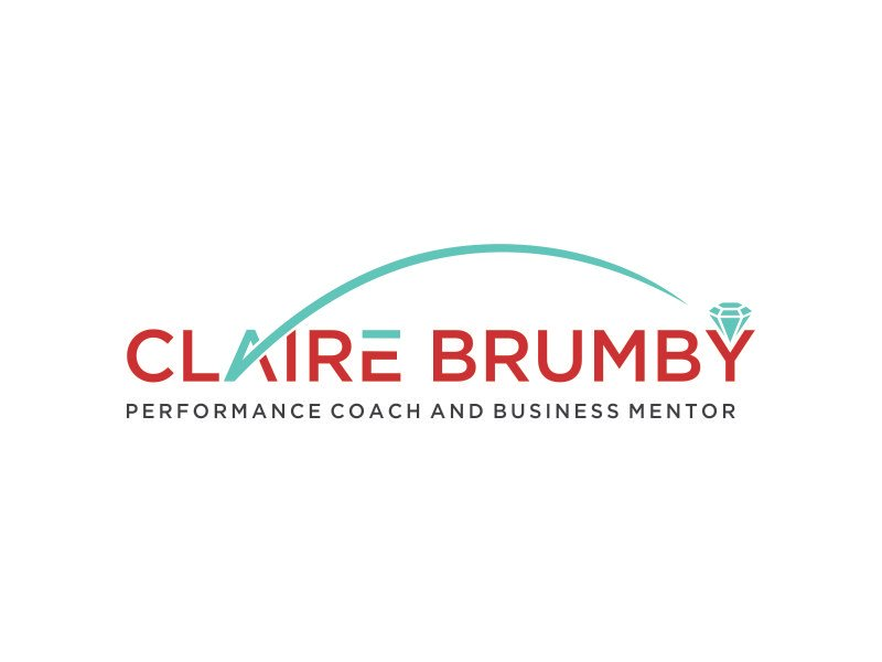 Claire Brumby - Performance Coach and Business Mentor logo design by oke2angconcept