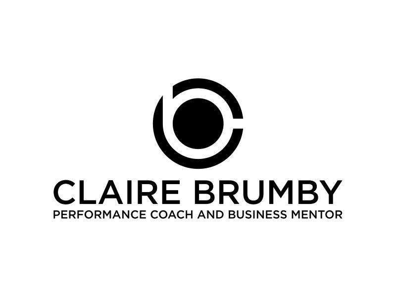 Claire Brumby - Performance Coach and Business Mentor logo design by p0peye