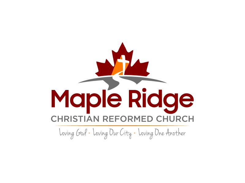 Maple Ridge Christian Reformed Church logo design by aRBy