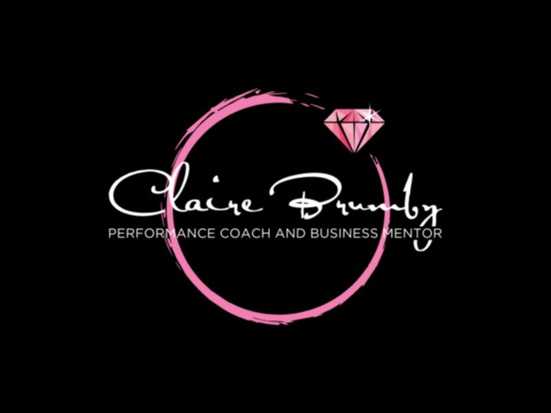 Claire Brumby - Performance Coach and Business Mentor logo design by jhason