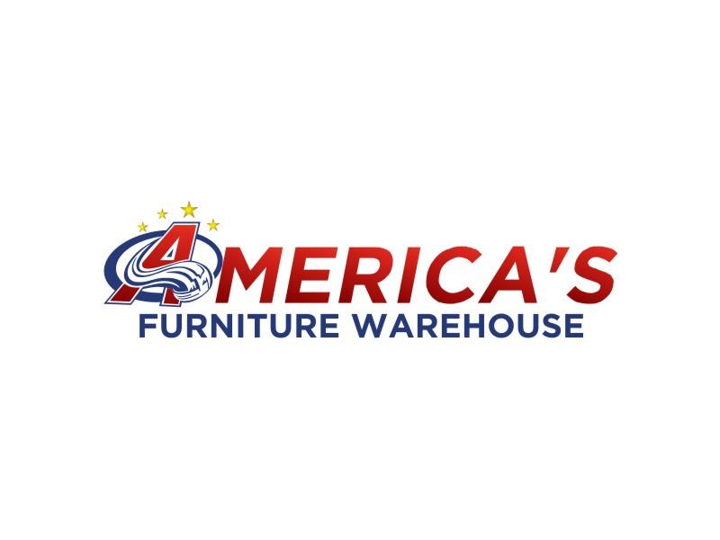 America's Furniture Warehouse logo design by cintya