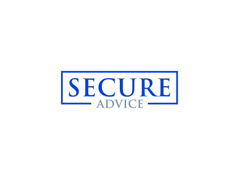 Secure Advice logo design by muda_belia