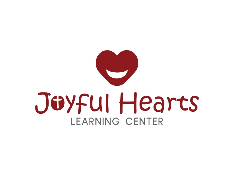 Joyful Hearts Learning Center logo design by rizuki