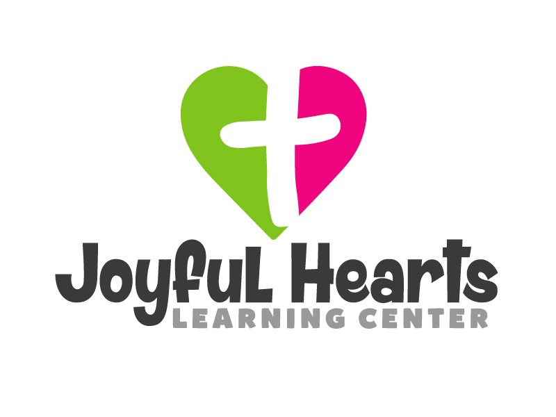 Joyful Hearts Learning Center Logo Design