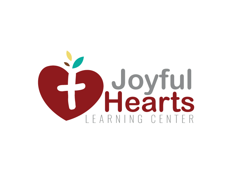 Joyful Hearts Learning Center logo design by sanworks