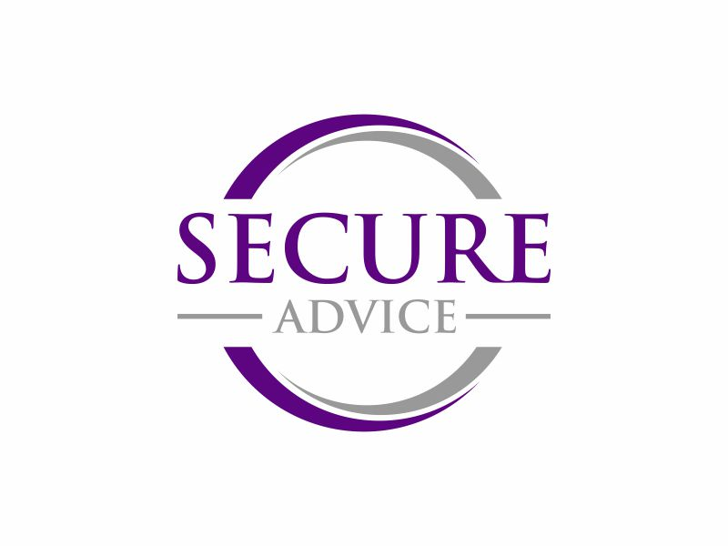 Secure Advice logo design by ora_creative