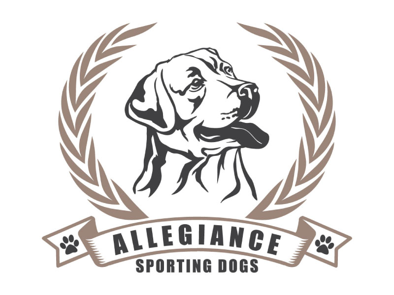 Allegiance Sporting Dogs logo design by nona