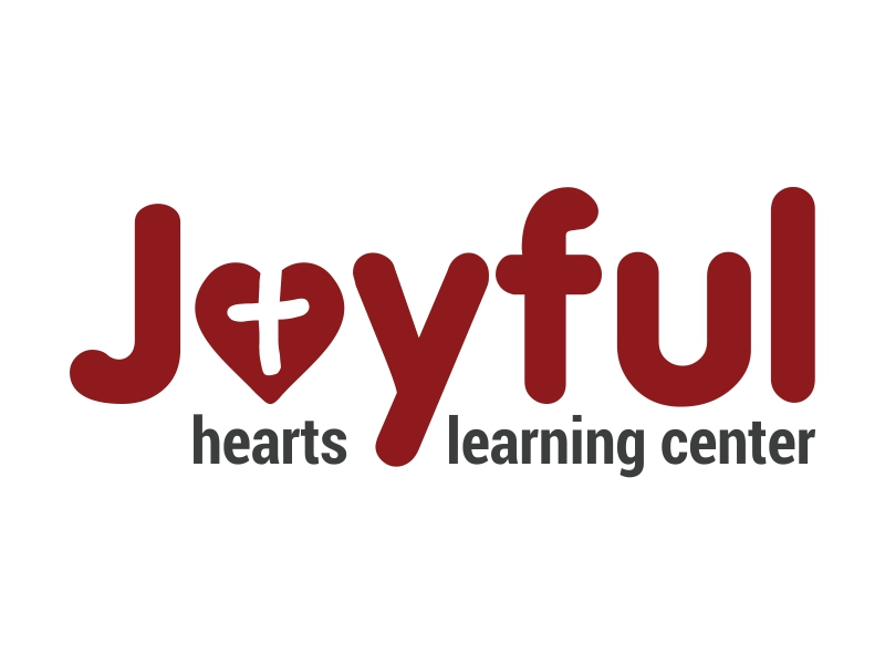 Joyful Hearts Learning Center logo design by AnandArts