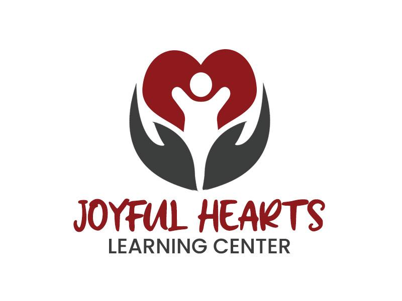 Joyful Hearts Learning Center logo design by kunejo
