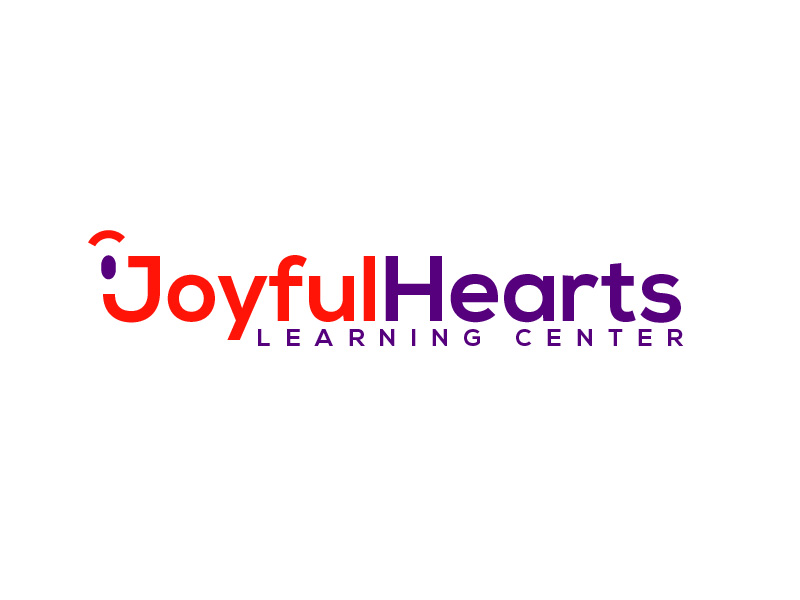Joyful Hearts Learning Center logo design by czars