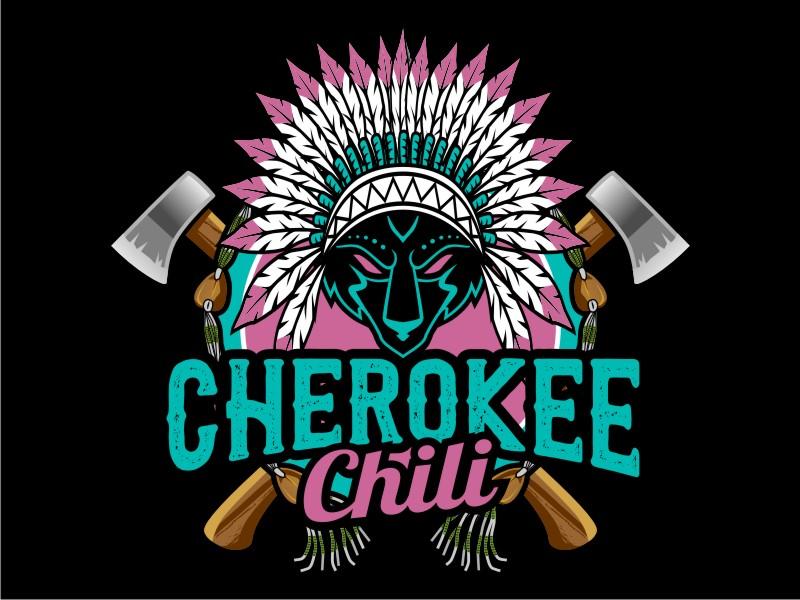 Cherokee Chili logo design by haze