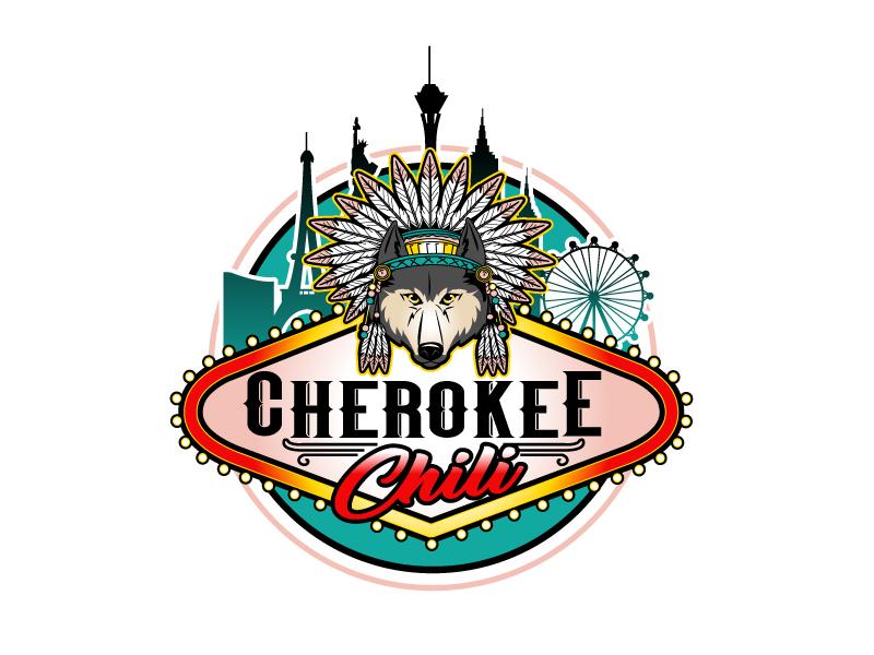 Cherokee Chili logo design by uttam
