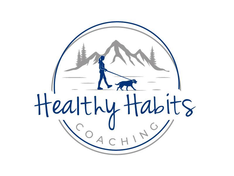 Healthy Habits Coaching Logo Design