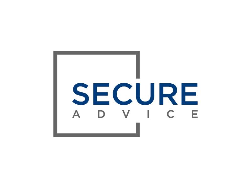 Secure Advice logo design by denfransko