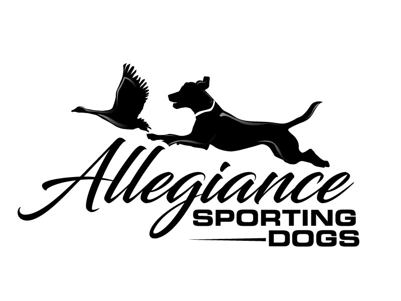 Allegiance Sporting Dogs logo design by LogoQueen